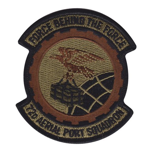 72 APS Tinker AFB, OK U.S. Air Force Custom Patches
