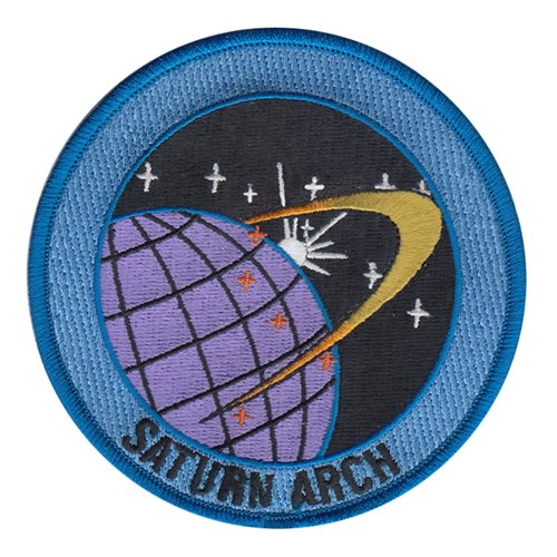 Saturn Arch Civilian Custom Patches
