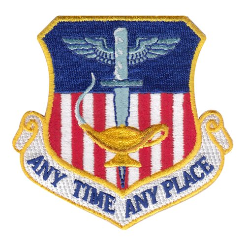 Hurlburt Field, FL U.S. Air Force Custom Patches