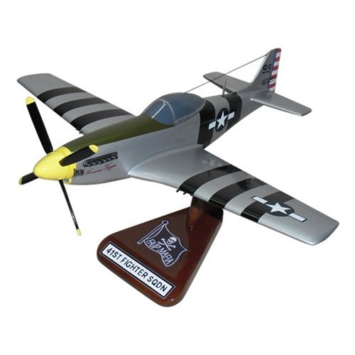 P-51 Mustang Fighter Aircraft Models