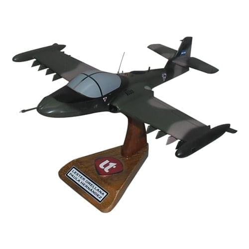 A-37 Dragonfly Attack Aircraft Models