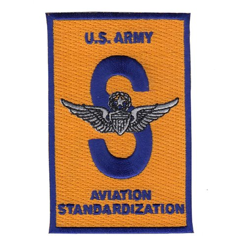 U.S. ARMY Aviation Standardization U.S. Army Custom Patches