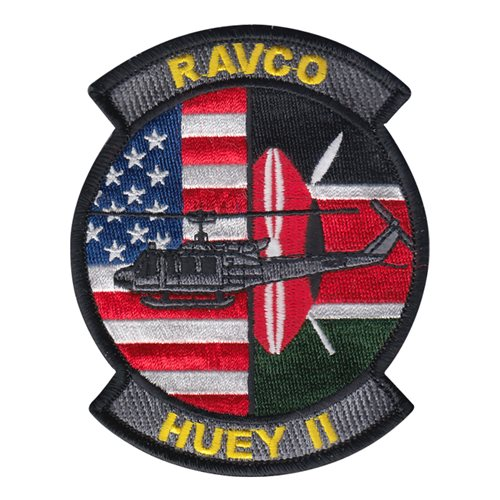 RAVCO Civilian Custom Patches