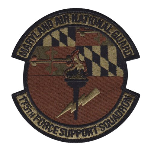 ANG Maryland Air National Guard U.S. Air Force Custom Patches