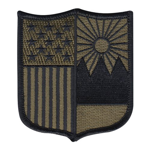 New York Guard U.S. Army Custom Patches