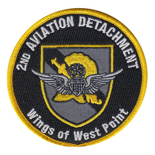 2nd Aviation Detachment USMC Custom Patches