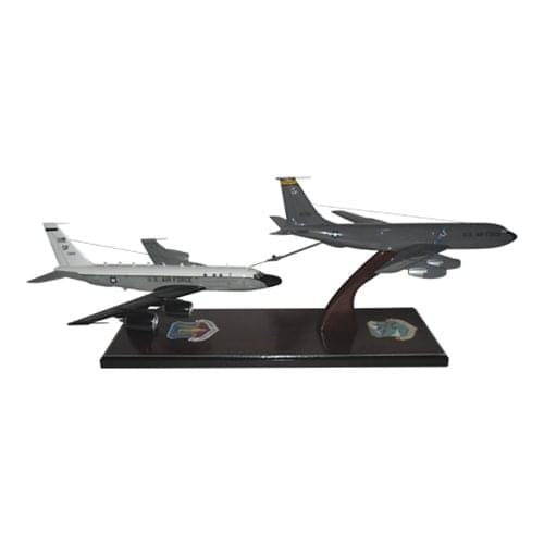 Air Refueling Scene Formation Aircraft Models