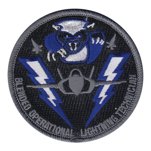 388 AMXS Hill AFB U.S. Air Force Custom Patches