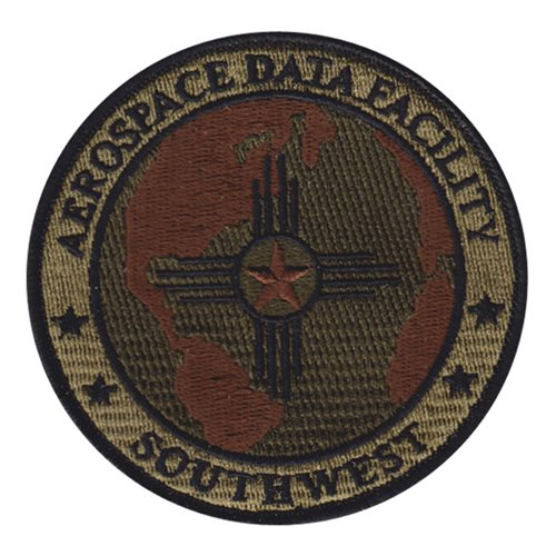 ADF Southwest NRO Department of Defense Custom Patches