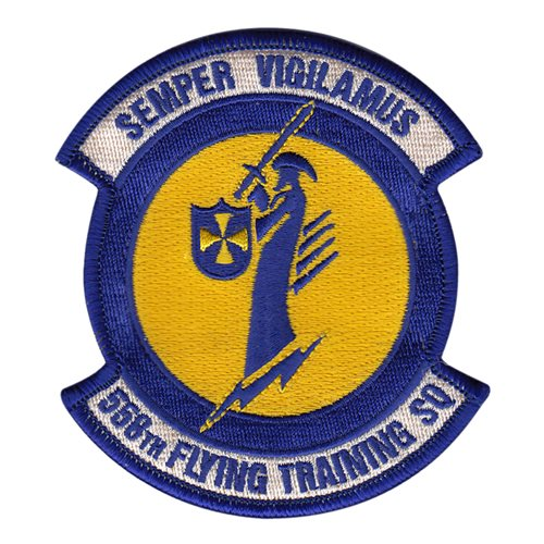 558 FTS Randolph AFB U.S. Air Force Custom Patches