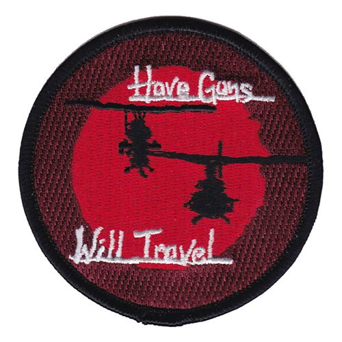 HMLA-167 MCAS New River USMC Custom Patches