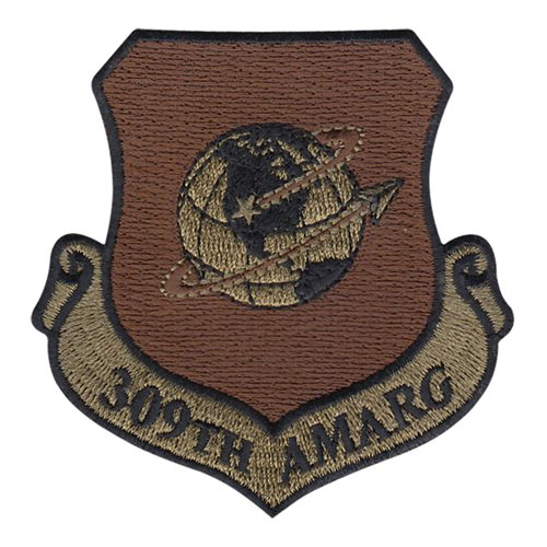 309 AMARG Davis-Monthan AFB U.S. Air Force Custom Patches