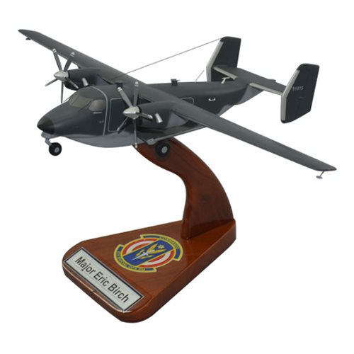 C-145 Skytruck Light Twin-Engine Tanker or Airlift Aircraft Models