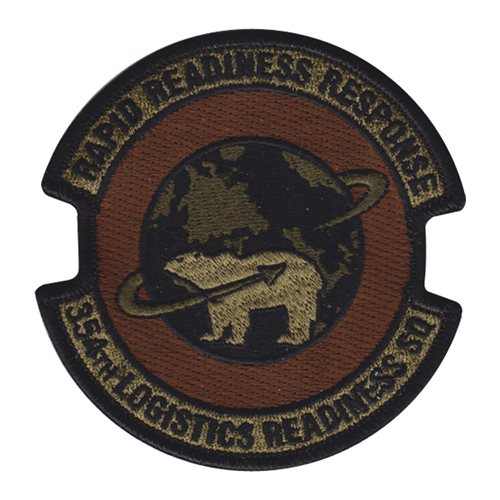354 LRS Eielson AFB, AK U.S. Air Force Custom Patches