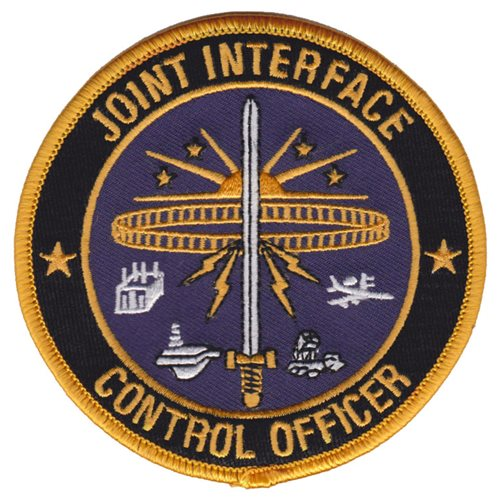 JICO Pentagon U.S. Air Force Custom Patches