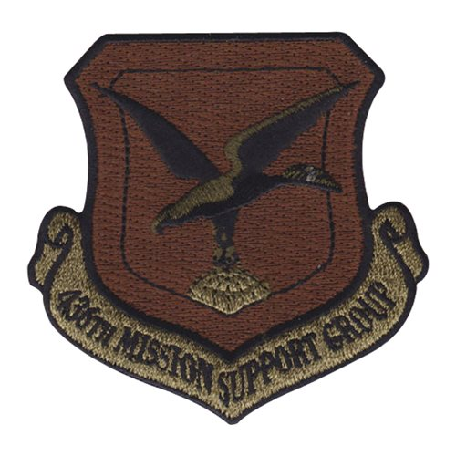 436 MSG Dover AFB U.S. Air Force Custom Patches