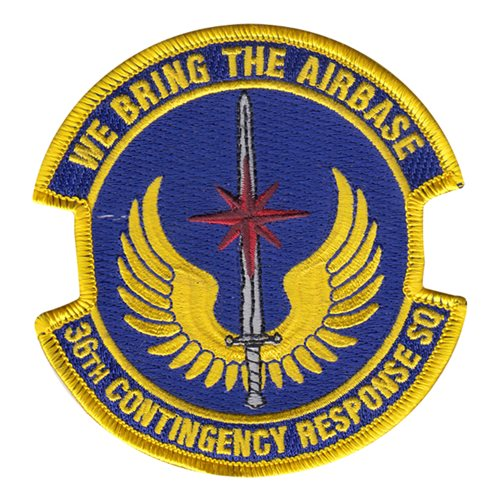 36 CRS Andersen AFB, Guam U.S. Air Force Custom Patches