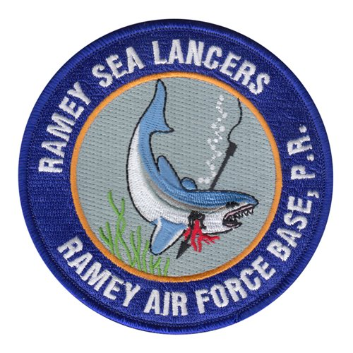 Ramey AFB U.S. Air Force Custom Patches