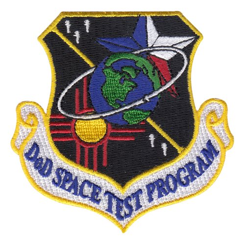 STP Department of Defense Custom Patches