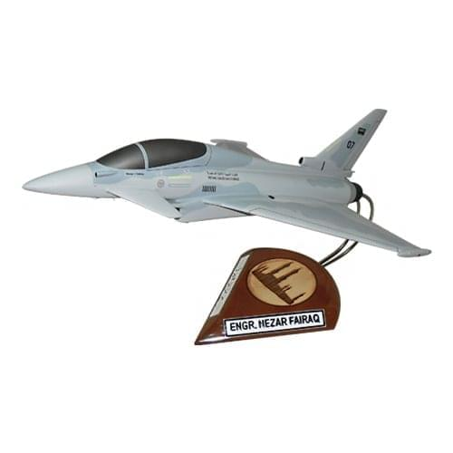 Typhoon Fighter Aircraft Models