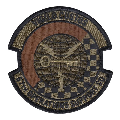 67 OSS Lackland AFB U.S. Air Force Custom Patches