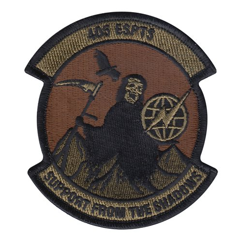 405 ESPTS Civilian Custom Patches