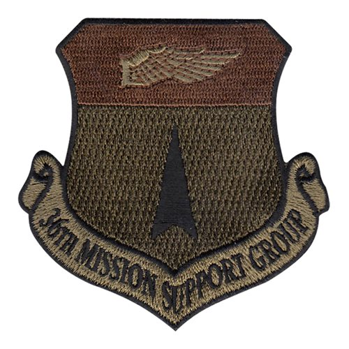 36 MSG Andersen AFB, Guam U.S. Air Force Custom Patches