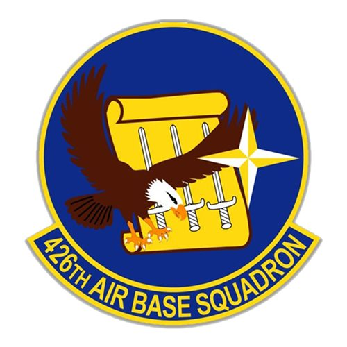 426 ABS International Custom Patches