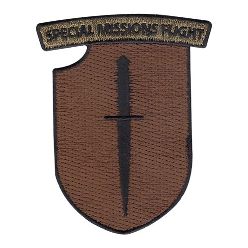 Special Missions Flight Andersen AFB, Guam U.S. Air Force Custom Patches