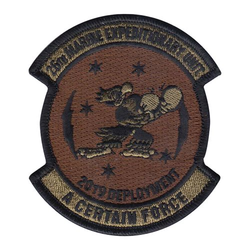 26 MEU USMC Custom Patches