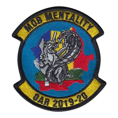 1-5 CAV U.S. Army Custom Patches