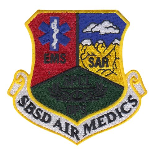 SBSD Civilian Custom Patches