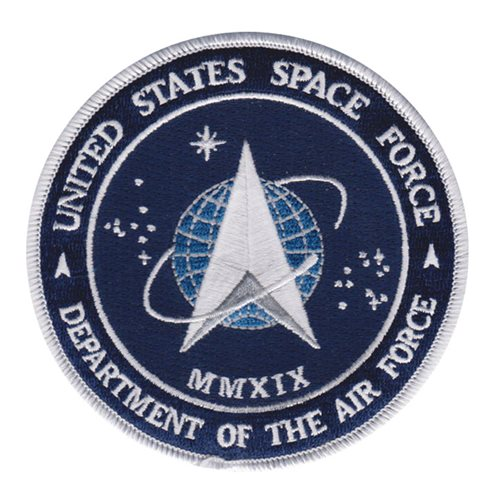U.S. Space Force Custom Patches