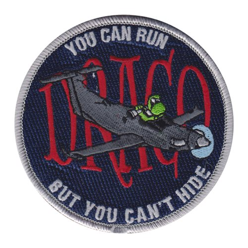 19 SOS Hurlburt Field, FL U.S. Air Force Custom Patches