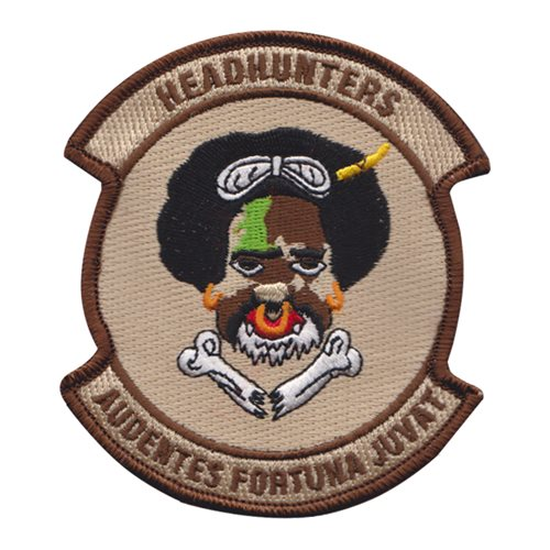 Kunsan AB U.S. Air Force Custom Patches