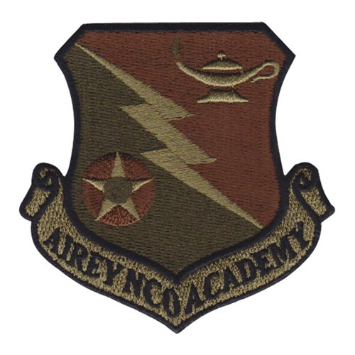 Airey NCO Academy Tyndall AFB, FL U.S. Air Force Custom Patches
