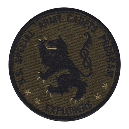 USSACP U.S. Army Custom Patches
