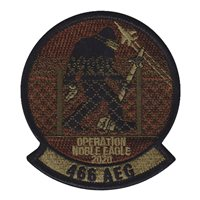 466 AEG Patches