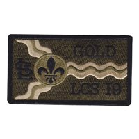 USS St Louis (LCS) Custom Patches