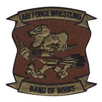 USAFA Wrestling Team Band of Birds Patch