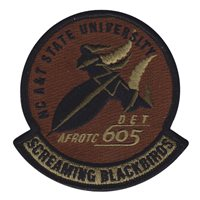 AFROTC Det 605 North Carolina Agricultural and Technical State University Patches