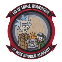 MALS-26 Patches