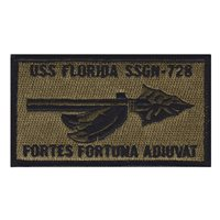 USS Florida (SSGN-728) Custom Patches