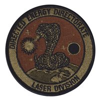 AFRL DED Patches