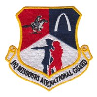 HQ Missouri ANG Patches