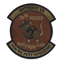 75 MDSS Custom Patches