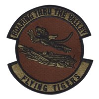 USAFA Flying Tigers Patches