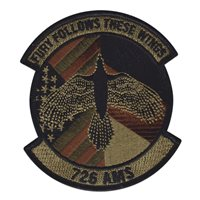 726 AMS Patches