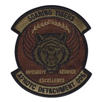 AFROTC Det 006 Custom Patches