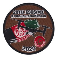 20 ESOS Patches